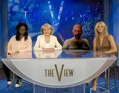 Ghandi Squiggles on the View?