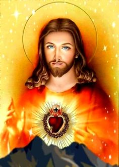 Jesus And Mary Pictures, Pictures Of Jesus Christ, Religious Pictures, Mary And Jesus, Miséricorde Divine, Divine Mercy, Jesus Christ Painting, Jesus Art, Jesus Our Savior