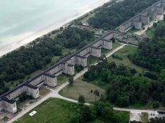 Prora, built as a Nazi beach resort | Utopia/dystopia | Pinterest ...