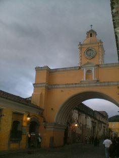 Arco de Santa Catalina, Antigua Guatemala, Guatemala.