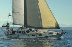 1980 Bob Perry Mantra 38 Pilothouse Sail Boat For Sale - www.yachtworld.com