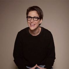 How to Stay Confident at Work: Rachel Maddow's Best Advice: Glamour.com
