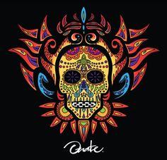 El concepto está inspirado en las típicas calaveras mexicanas que más allá de un culto a la muerte se refieren a la visión física, enérgica y espiritual.