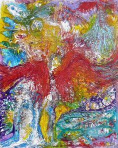 """Saatchi Art Artist Igor Eugen Prokop; Painting, """"EVOLUTION OF THE SCARECROW""""…"""