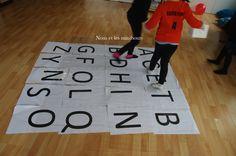 [Final] Résolution de l'énigme - lettres au sol