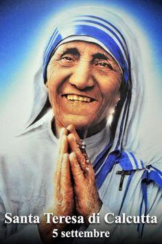 Santa Teresa di Calcutta (Agnes Gonxha Bojaxiu)