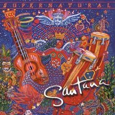 """Santana """"Supernatural"""" (Jun 1999), coudn't choose between this one and""""The Best of Santana"""" (2001, Sony)"""