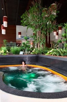 Le Noah Spa Tub, Outdoor Decor, Image, Home Decor, Bathtubs, Decoration Home, Room Decor, Home Interior Design, Bathtub