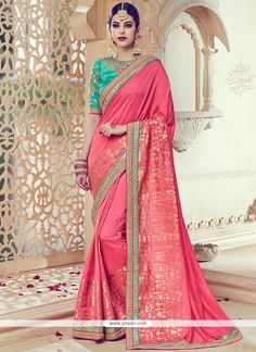 Masterly Art Silk Embroidered Work Traditional  Saree Model: YOSAR12076