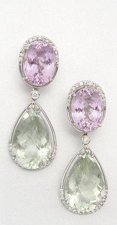 White Gold Round-Cut Diamond Stud Earrings J-K Color, Clarity) – Finest Jewelry Gemstone Jewelry, Jewelry Box, Vintage Jewelry, Jewelry Accessories, Fine Jewelry, Jewelry Design, Jewelry Stores, Silver Jewelry, Diamond Earrings