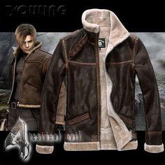 Leon's Coat Resident Evil 4 - Coat Jacket - eDealRetail - 1