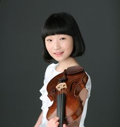 Na Kyung Kang performed with Suwon Philharmonic Orchestra aged 8, and has taken part in international competitions and festivals such as the 2015 Kloster Schöntal Violin Competition (Germany), Euro Asia International competition (Japan), Busan Music Festival and the Great Mountains Music Festival among others. She currently studies under professor Nam Yun Kim at the Korean National Institute for the Gifted in Arts in South Korea. See more of this young violinist #from_BachKang…