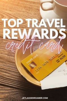 Wanna feel like you're living in luxury while traveling? Check out the best travel rewards credit card every frequent flyer needs. This travel credit card gives me the best travel rewards so I am always on a jet plane. Find out how to avoid the board gate and gain access to a Priority Pass with this travel reward credit card.