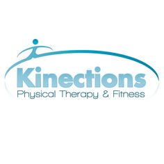 logo design for kinections by thelogoboutique.com Medical Logo, Physical Therapy, Business Cards, Physics, Logo Design, Logos, Lipsense Business Cards, Logo, Physical Therapist