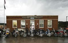 Located in the motorcycle mecca of the world-Sturgis SD