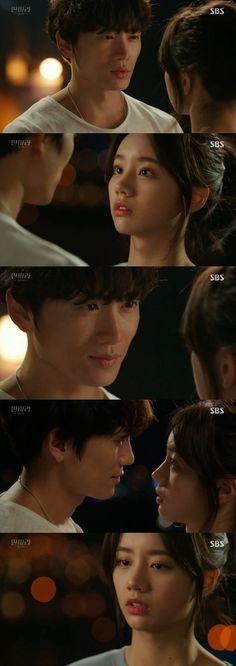 [Spoiler] 'Entertainers' Hyeri's heart flutters with Ji Seong