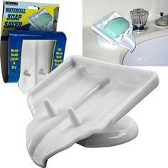 82-4114 Waterfall Soap Saver
