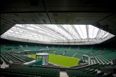Stopgap 300 HD smoothing underlayment was installed in public areas at the All England Tennis Club in Wimbledon.