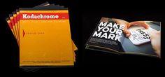 Kodak ha lanciato un nuovo progetto editoriale presentando Kodachrome Magazine, una rivista per gli amanti dell'arte, del cinema e della cultura analogica.