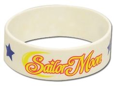 Sailor Moon Wristband: Sailor Moon Logo PVC  http://www.rightstuf.com/catalog/browse/link/t=item,c=right-stuf,v=right-stuf,i=ge88010,a=lyne-n-lyza