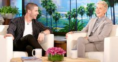 Ellen DeGeneres got right down to business on her show on Monday, and asked Nick Jonas about his love life — and how Kate Hudson is doing these days