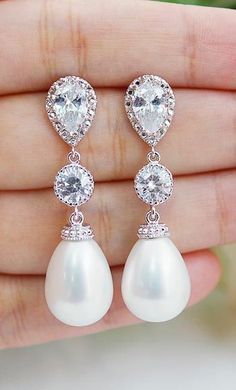 jewelry for all occasions including your wedding day http://www.earringsnation.com/