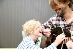 Talk, Read, Sing: Five songs for parents and their young kids