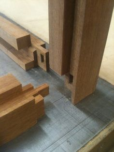 Joinery.