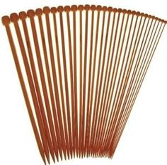 14 Inch Single Point StitchBerry Premium Collection Bamboo Knitting Needles 30 pcs 15 Sets *** Click image for more details. (This is an affiliate link and I receive a commission for the sales)