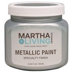 Bedroom finish and stencil work Martha Stewart Living 10 oz. Metallic Glaze Copper Leaf Specialty Finish 259292 at The Home Depot Silver Metallic Paint, Glitter Paint, Gold Paint, Pink Glitter, Pearl Paint, Glitter Walls, Silver Walls, Gold Walls, Metallic Colors