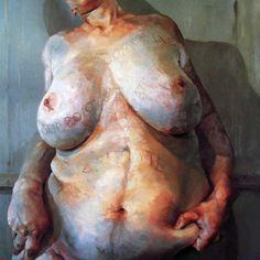 Jenny Saville est une peintre basée à Londres et Palerme ! Elle peint des nus féminins perturbants et grandeur nature qui traite de...