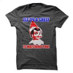 Big Brother Elf on a Shelf - #tommy #geek t shirts. GET YOURS => https://www.sunfrog.com/Holidays/Big-Brother-Elf-on-a-Shelf.html?id=60505