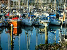 Marina Di Rimini, Rimini - Harbor, Nikon Coolpix L310, 18.6mm, 1/400s, ISO80, f/4.5, -0.3ev, HDR photography, 201707110639