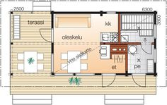Floor Plans, Cottage, Cabin, Wood, Summer, House, Summer Time, Woodwind Instrument, Home