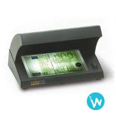 Fini les faux billets avec ce détecteur de faux billets pas cher Ratiotec Soldi 185. Il vérifie le billet avec 3 contrôles| Waapos, spécialiste de la monétique