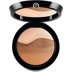 Giorgio Armani Sunrise Face Palette (1,290 EGP) ❤ liked on Polyvore featuring beauty products, makeup, giorgio armani makeup, giorgio armani, giorgio armani cosmetics and palette makeup