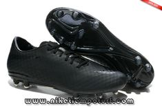 best cheap b7b59 aad38 Nike Hypervenom Phantom FG Soccer Cleats All Black Cheap Football Boots,  Cheap Soccer Shoes,