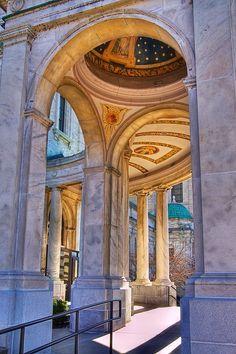 Our Lady Of Victory Basilica, Buffalo, NY - photo Don Nieman