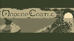 Madcap Castle was designed as a love letter to the Game Boy with graphics, audio & gameplay mechanics carefully crafted to update the retro experience.