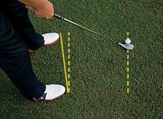 Don't Open The Face: Open your stance but not the clubface for better contact and plenty of loft.