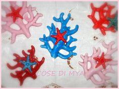 RAMO DI CORALLO SMALTATO, by COSE DI MYA, 9,00 € su misshobby.com