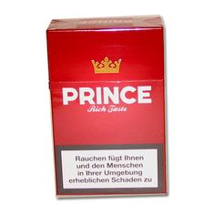 PRINCE, formerly known Prince Denmark