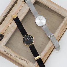 #SORTEO / WORLDWIDE GIVEAWAY Te gustan mis nuevos relojes #CLUSE ?  Pues participa en este Sorteo en el que el ganador elegirá su modelo favorito  Do you love my new Watches??? Then enter this Giveaway to Win your favourite #clusewatches Watch  Para Participar es muy fácil / To enter:  1) Seguir / Follow @withorwithoutshoes  2) Seguir / Follow @clusewatches 3) Dejar un comentario en esta foto invitando a 2 amigos por comentario / Write a comment here tagging 2 friends per comment  El Sorteo…
