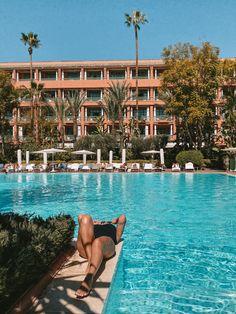 Mamounia Marrakech, Luxury Hotels, Travel Goals, Instagram, Morocco, Lush, Travel