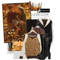 """""""Qqone and Indressme"""" by channchann on Polyvore"""