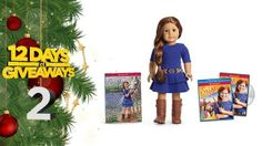 Win One of Two 'Countdown to Christmas' Saige Dolls and DVDs from American Girl Autographed by Jane Seymour! - Grandparents.com