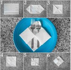 دستمال سفره شیک  table napkin