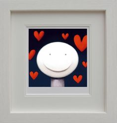 Thinking of You - Doug Hyde (Signed Limited Edition Giclee On Paper)