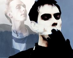 Peter Murphy amateurish collage by me