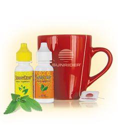 Product Spotlight...stevia from Sunrider Foods